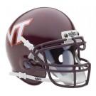 Virginia Tech Hokies NCAA Mini Authentic Football Helmet From Schutt