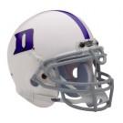 Duke Blue Devils NCAA Mini Authentic Football Helmet From Schutt