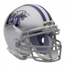 Middle Tennessee State Blue Raiders NCAA Mini Authentic Football Helmet From Schutt