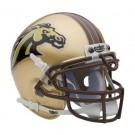 Western Michigan Broncos NCAA Mini Authentic Football Helmet from Schutt