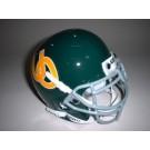 Oregon Ducks (1967) Mini Throwback Football Helmet from Schutt