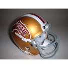 Florida State Seminoles (1972) Mini Throwback Football Helmet from Schutt
