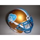 Colorado Buffaloes 1982 Schutt Throwback Mini Helmet