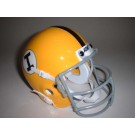 Iowa Hawkeyes 1965 Schutt Throwback Mini Helmet