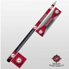 Alabama Crimson Tide Varsity Billiard Cue Stick