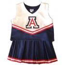 Arizona Wildcats Young Girls Cheerleader Uniform