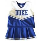 Duke Blue Devils Young Girls Cheerleader Uniform