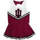 Indiana Hoosiers Cheerdreamer Young Girls Cheerleader Uniform