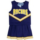 Murray State Racers Young Girls Cheerleader Uniform