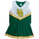 Oregon Ducks Cheerdreamer Young Girls Cheerleader Uniform