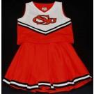 Oregon State Beavers Young Girls Cheerleader Uniform