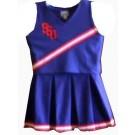 Savannah State Tigers Young Girls Cheerleader Uniform
