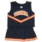 Virginia Cavaliers Cheerdreamer 1 Young Girls Cheerleader Uniform