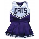 Kansas State Wildcats Cheerdreamer Young Girls Cheerleader Uniform