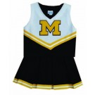 Missouri Tigers Cheerdreamer Young Girls Cheerleader Uniform