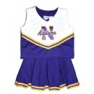 "North Alabama Lions Cheerdreamer ""N Alabama"" Young Girls Cheerleader Uniform"