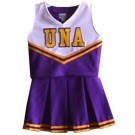 "North Alabama Lions Cheerdreamer ""UNA"" Young Girls Cheerleader Uniform"