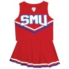 Southern Methodist (SMU) Mustangs Cheerdreamer Young Girls Cheerleader Uniform