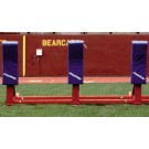 """Stack Powerhouse 90"" Football Sled - 3 Man"