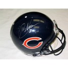 Cade McNown NFL Chicago Bears Autographed Authentic Football Helmet
