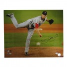 "Daniel Bard Autographed 16"" x 20"" Unframed Boston Red Sox Photograph (MLB Authenticated)"