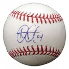 Mat Gamel Autographed Official Major League Baseball (MLB Authenticated)