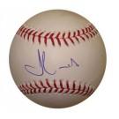 Fernando Martinez Autographed Official Major League Baseball (MLB Authenticated)
