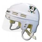 Anaheim Ducks Official NHL Mini Player Helmet (White)