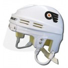Philadelphia Flyers Official NHL Mini Player Helmet (White)