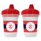 Boston Red Sox Baby Fanatic Sippy Cups (2 Pack)