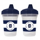 Detroit Tigers Baby Fanatic Sippy Cups (2 Pack)
