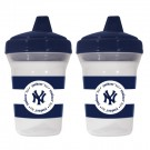 New York Yankees Baby Fanatic Sippy Cups (2 Pack)