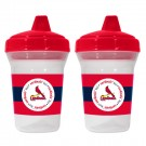St. Louis Cardinals Baby Fanatic Sippy Cups (2 Pack)