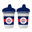 Texas Rangers Baby Fanatic Sippy Cups (2 Pack)