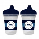 Seattle Seahawks Baby Fanatic Sippy Cups (2 Pack)