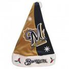 Milwaukee Brewers Santa Hat