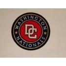 Washington Nationals MLB Logo Patch
