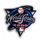 New York Yankees 2000 World Series Patch
