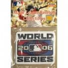 2006 World Series MLB Logo Patch