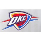 Oklahoma City Thunder NBA Logo Patch