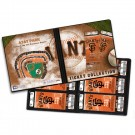 San Francisco Giants Ticket Album (Holds 96 Tickets)