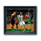 "Rajon Rondo Boston Celtics 13"" x 11"" 3D Treehugger Framed Photograph"