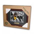 "Troy Polamalu Pittsburgh Steelers 8"" x 10"" Treehugger Framed Photograph"