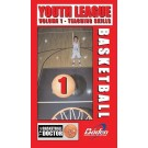 """Youth League Basketball Teaching Skills"" Basketball Training DVD (Volume 1)"