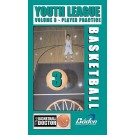 """""""Youth League Basketball Player Practice"""" Basketball Training DVD (Volume 3)"""