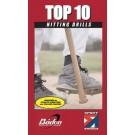 """Top 10 Hitting Drills"" - Baseball Training Video (VHS)"