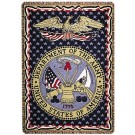 "United States Army 50"" x 70"" Three Layer Throw Blanket From Simply Home"