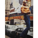 """Superstar"" Billy Graham Autographed ""Times Square"" 16"" x 20"" Photograph (Unframed)"