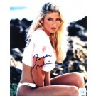 "Brande Roderick Autographed ""Pink Top"" 16"" x 20"" Unframed Color Photograph"
