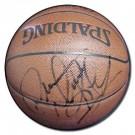 Dennis Rodman Autographed NBA Leather Basketball
